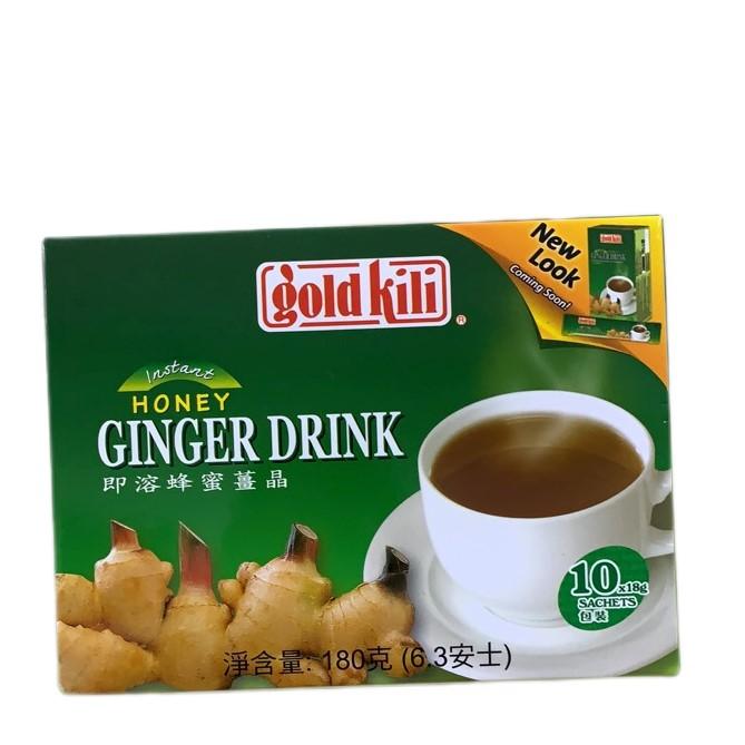GK HONEY GINGER DRINK 10*18 g