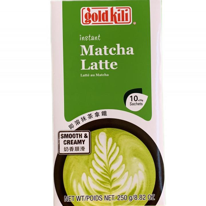 GK INSTANT MATCHA LATTE 10*25g