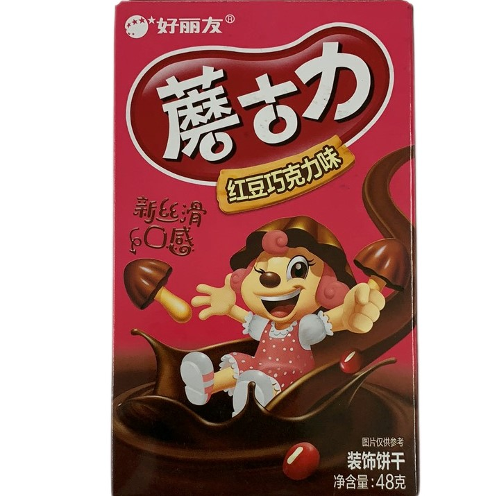 HLY BUICUIT / RED BEAN / 48G
