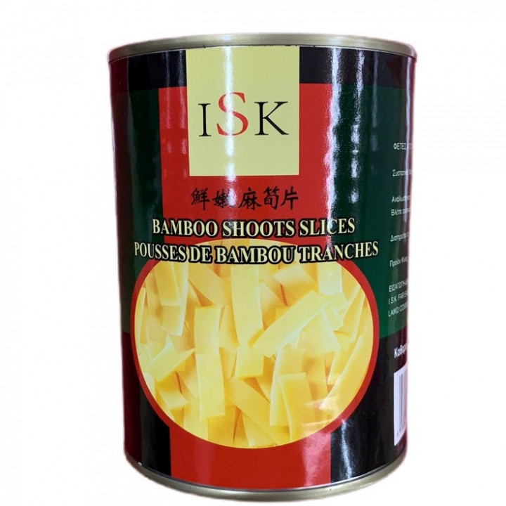ISK BAMBOO SHOOTS SLICES 567 g