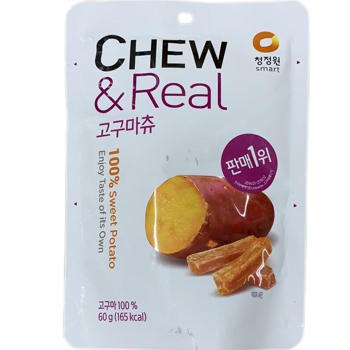 KO CHEW & REAL CHESTNUT  80 g