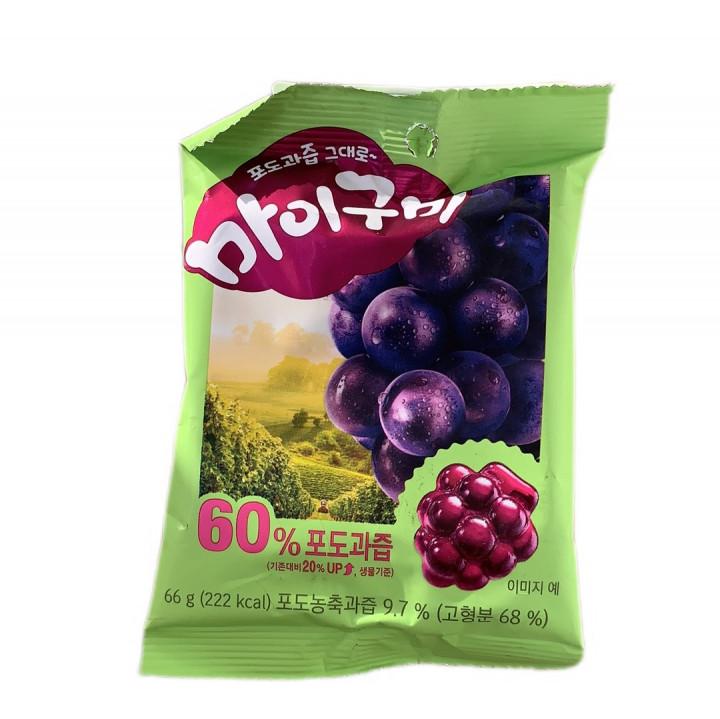 KO MY FRUIT GUMMY  66 g