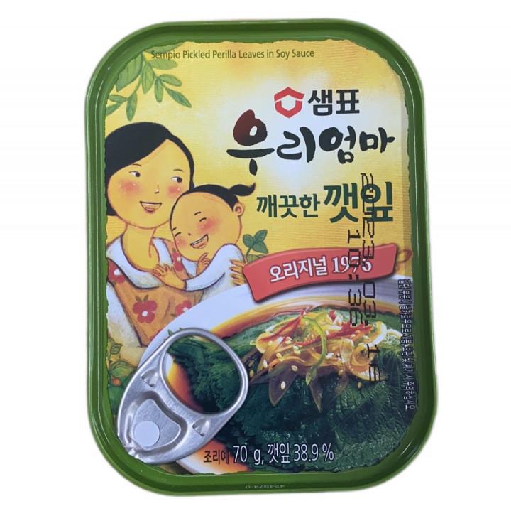 KOREA SEASAME LEAVES 70g