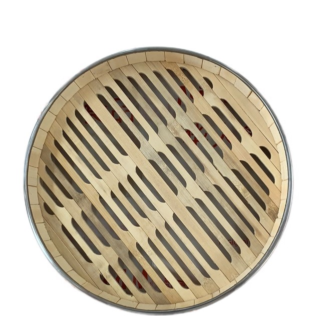 ME BAMBOO STEAMER BASE 12 INCHES