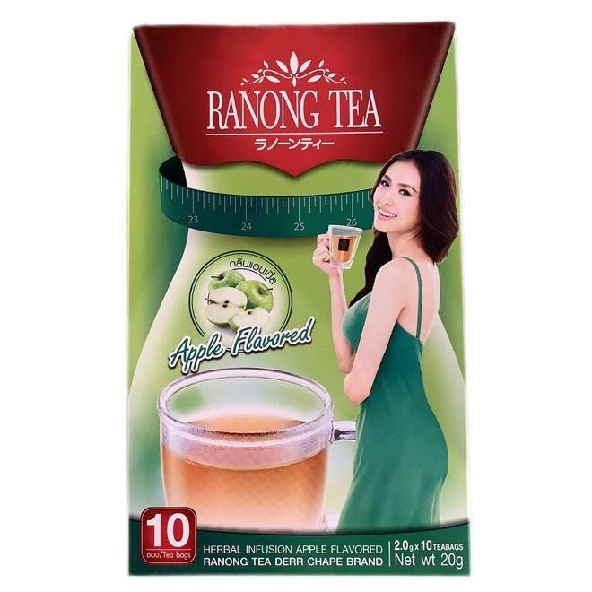 RANONG TEA / APPLE FLAVORED / 10*2g