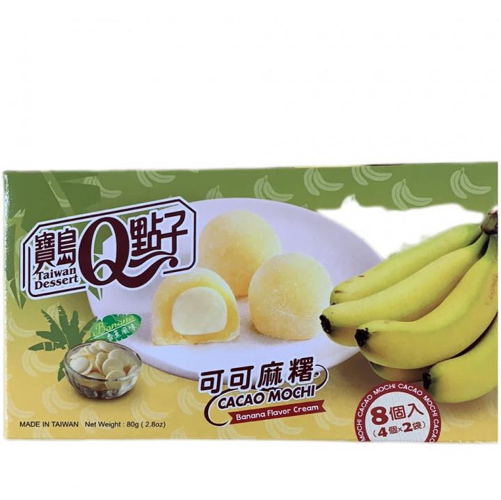 Q  MOCHI / BANANA / 80 g