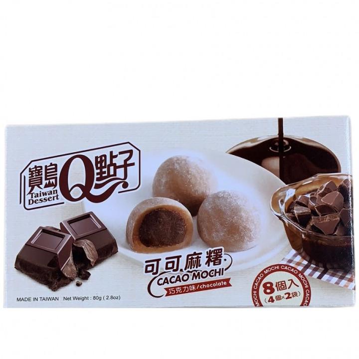 Q  MOCHI / CACAO / 80 g