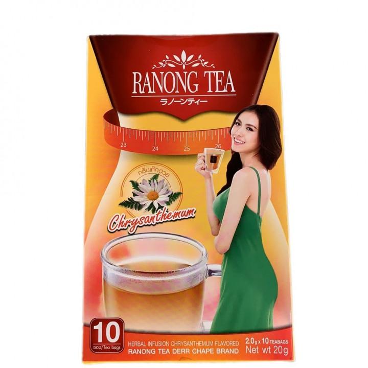 RANONG TEA / CHRYSANTHEMUM / 10*2g