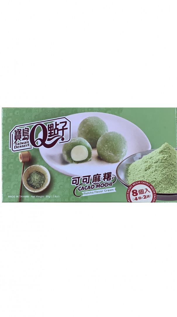 Q  MOCHI / MATCHA / 80 g