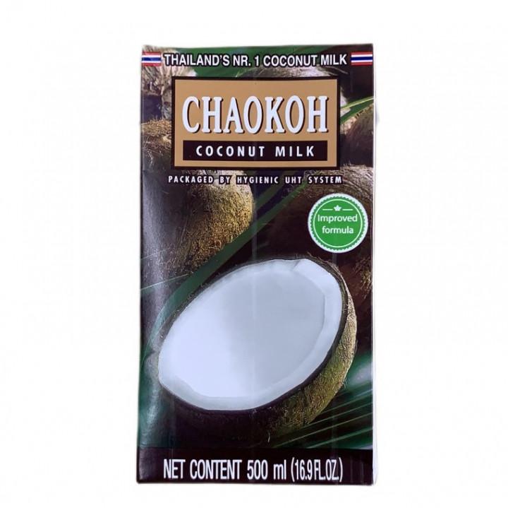 THAI CHAOKOH COCONUT MILK 500 ml