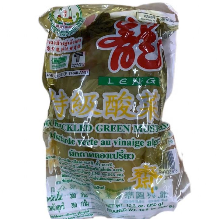 THAI SOUR PICKLED GREEN MUSTARD 300 g