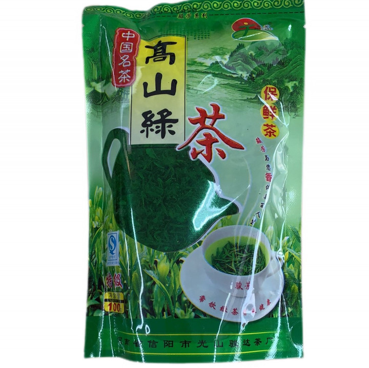 ZGMC GAOSHAN GREEN TEA 100 g