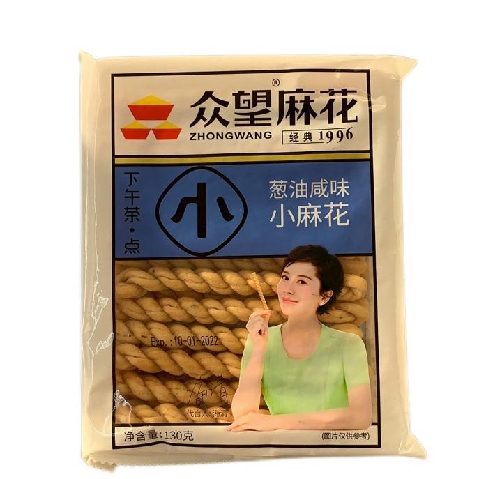 ZW DOUGH TWIST / GREEN ONION / 130 g