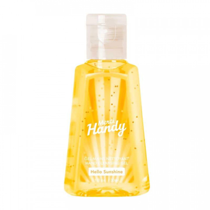 MERCI HANDY CLEANSING HAND GEL 30ML - HELLO SUNSHINE