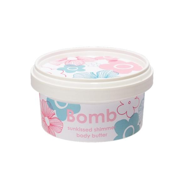 BOMB COSMETICS SUNKISSED SHIMMER BODY BUTTER
