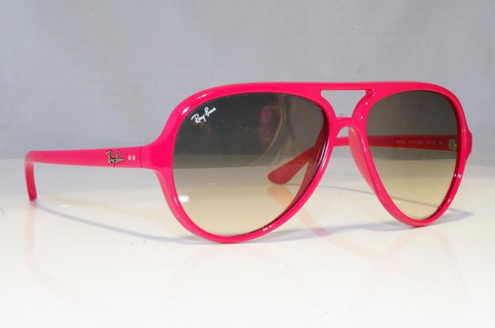 Ray Ban 758/32 cats5000 sunglasses