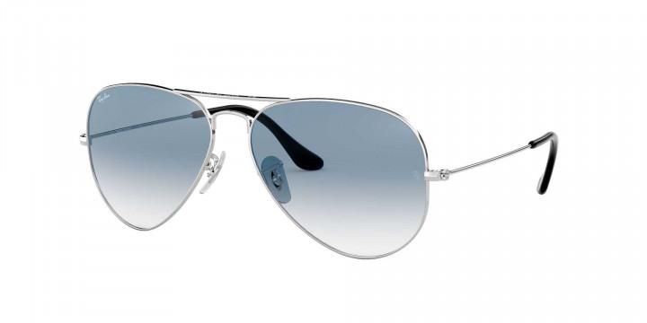 Ray Ban 003/3f 58x14 sunglasses
