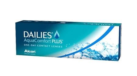 dailies Aquacomfort (30) Contact Lenses -2.25