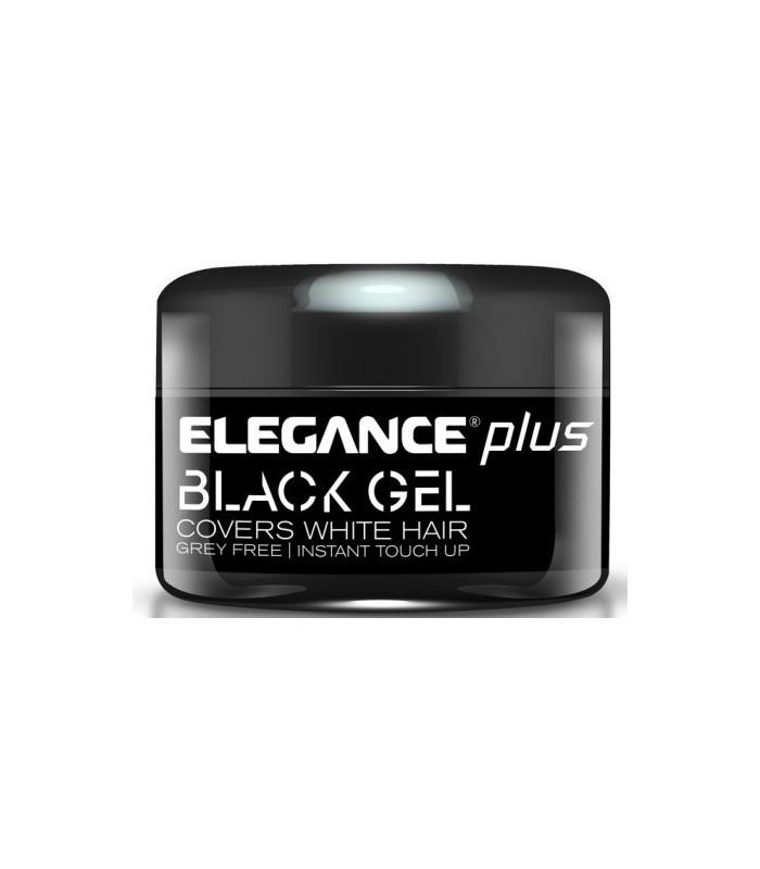 Elegance Plus by sadapack Black Gel 100ml