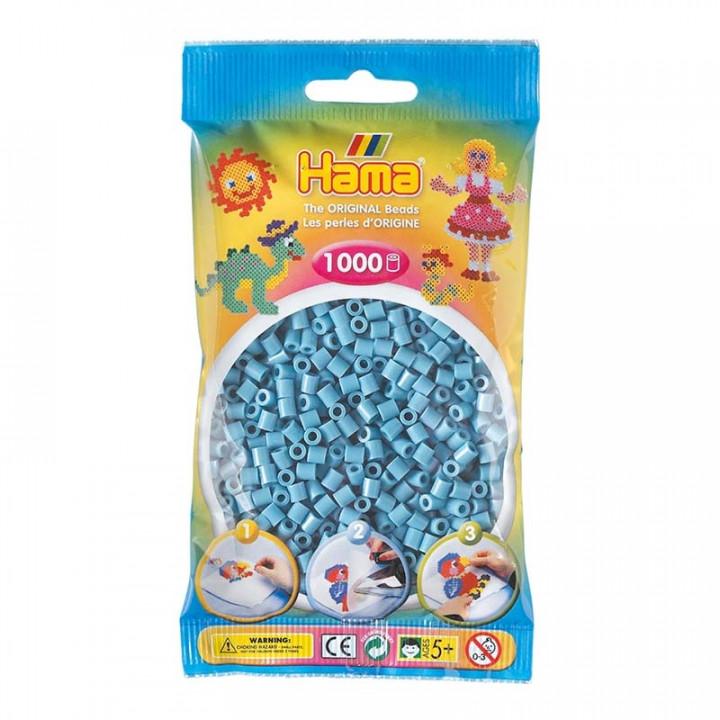 Hama bag of 1000 - Turquoise