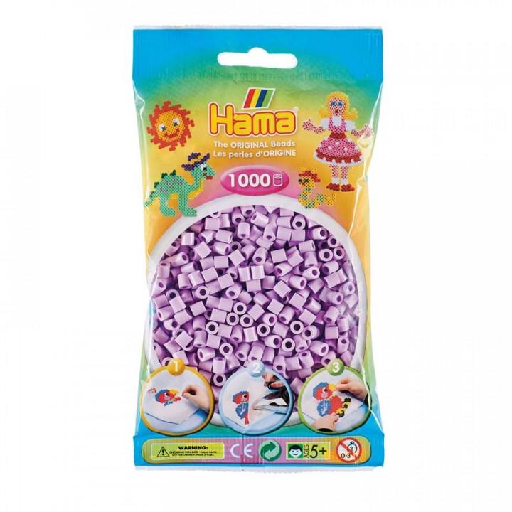 Hama bag of 1000 - Pastel Lilac