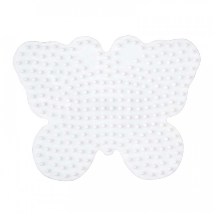 Pegboard Hama Beads small - Butterfly