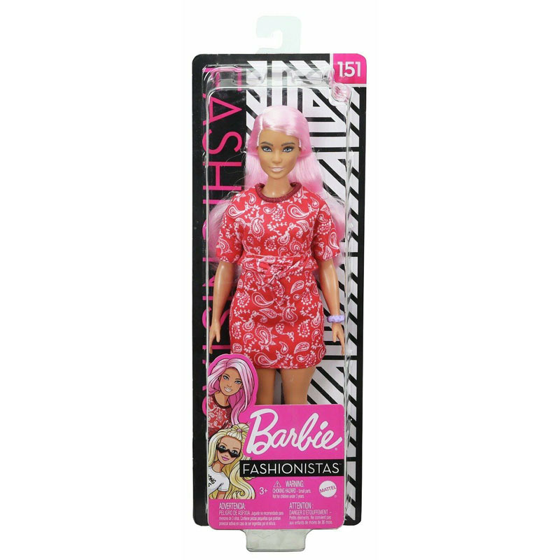 Mattel Barbie Doll Fashionistas (151)