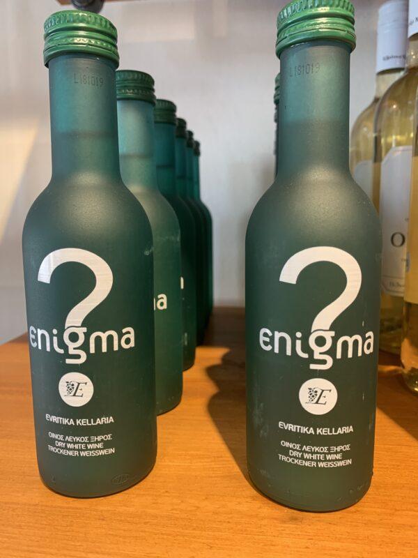 Dry White Wine Enigma