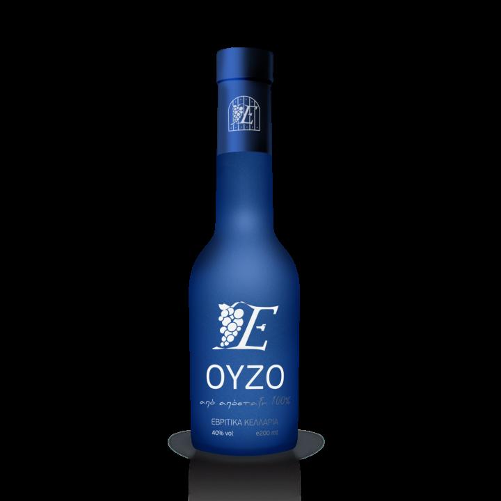Εβριτικα Κελλαρια Ουζο 200Ml