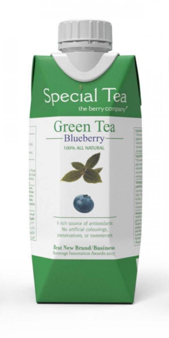 Green Tea Blueberry