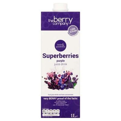 Χυμος Superberries