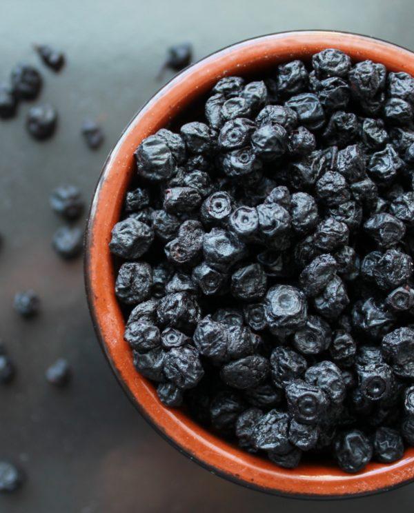 Blueberries Χωρις Ζαχαρη 1Kg