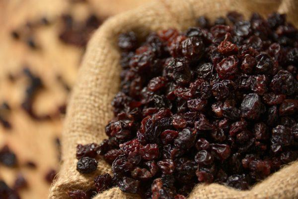 Cranberries Χωρις Ζαχαρη 250Gr