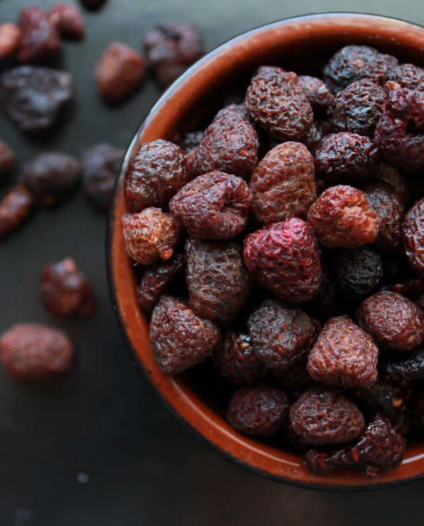 Raspberries Χωρις Ζαχαρη 100Gr