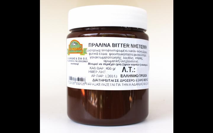 Πραλινα Bitter Νηστισιμη