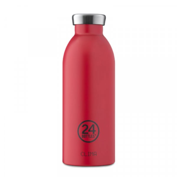 CLIMA BOTTLE 500ML HOT RED