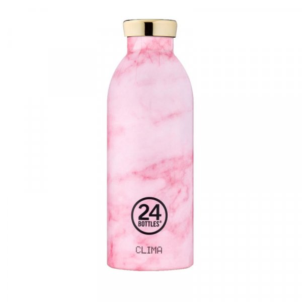 CLIMA BOTTLE 500ML PINK MARBLE