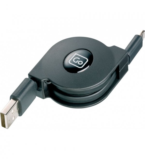 GT LIGHTNING RETRACTABLE CABLE (MFI)
