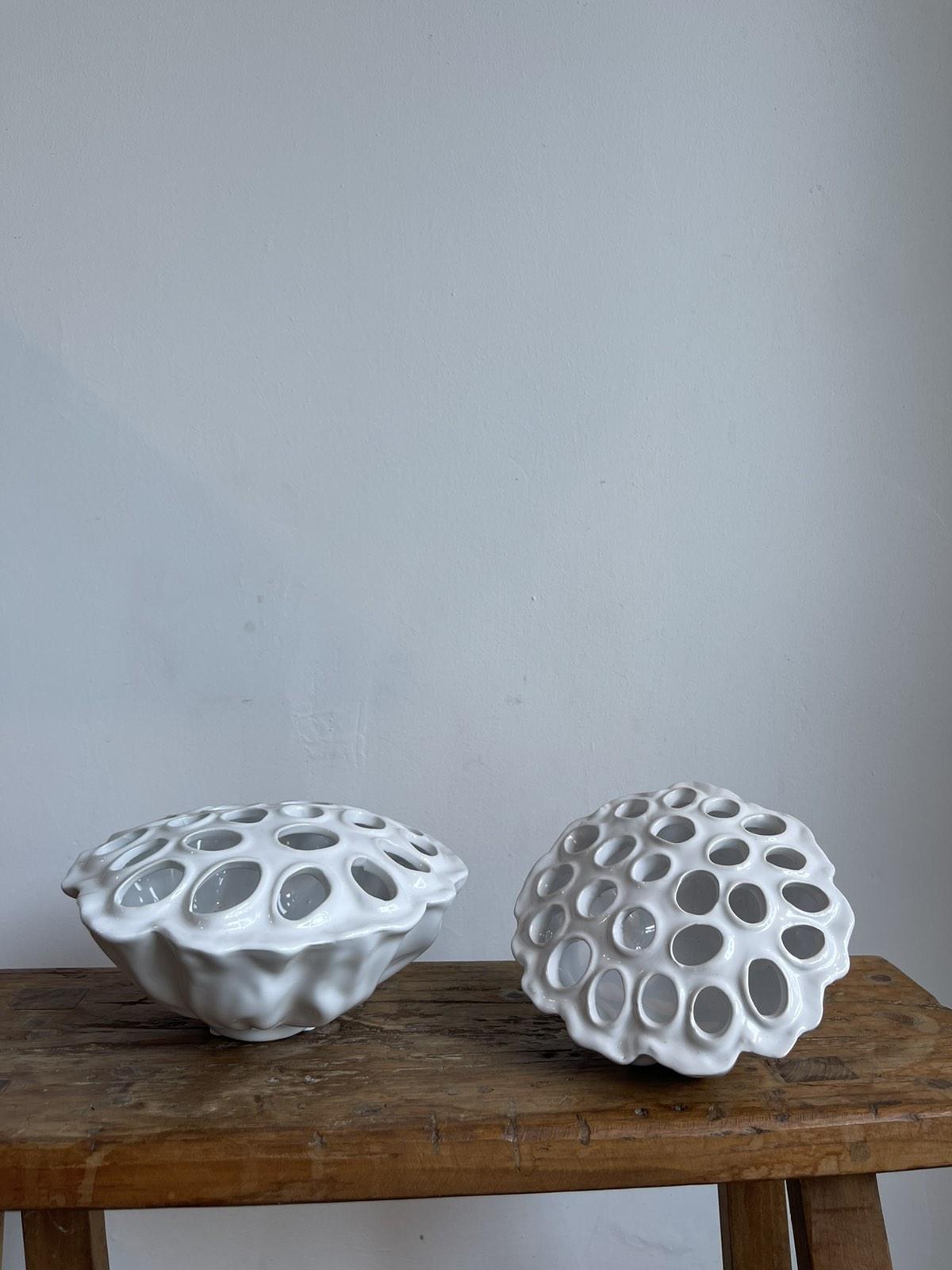 Lotus vase small