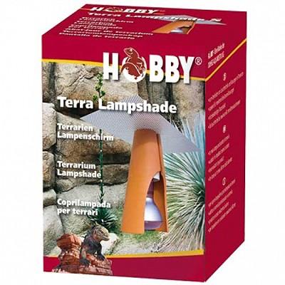 HBB-0167 TERRA LAMPSHADE L RED