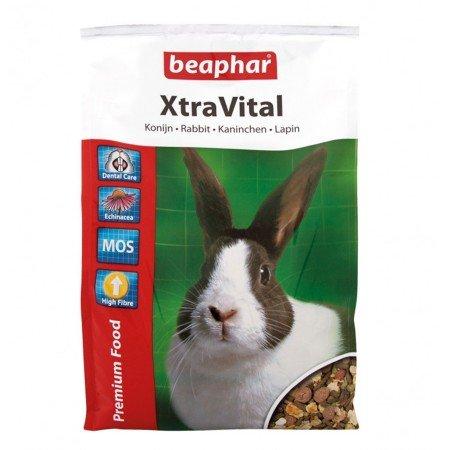 BEAPHAR XTRAVITAL PREMIUM FOOD 2.5KG