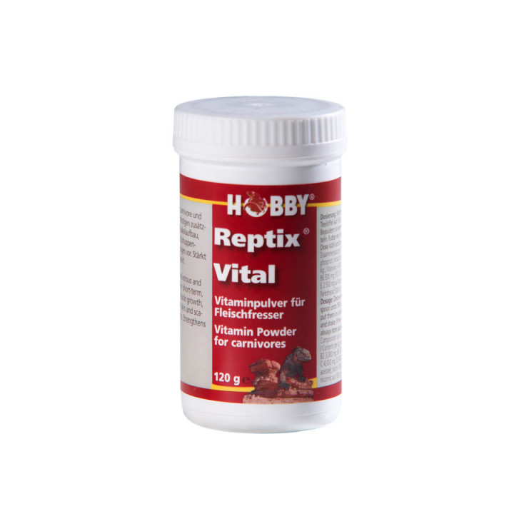 HOBBY MINERAL FOOD F REPTILES