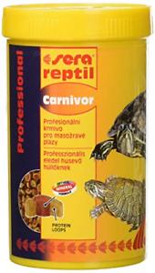 sera Reptiles Professional Carnivore 250ml