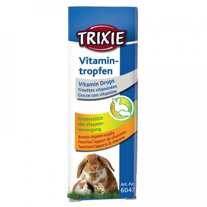 TRIXIE 6047 VITAMIN DROPS