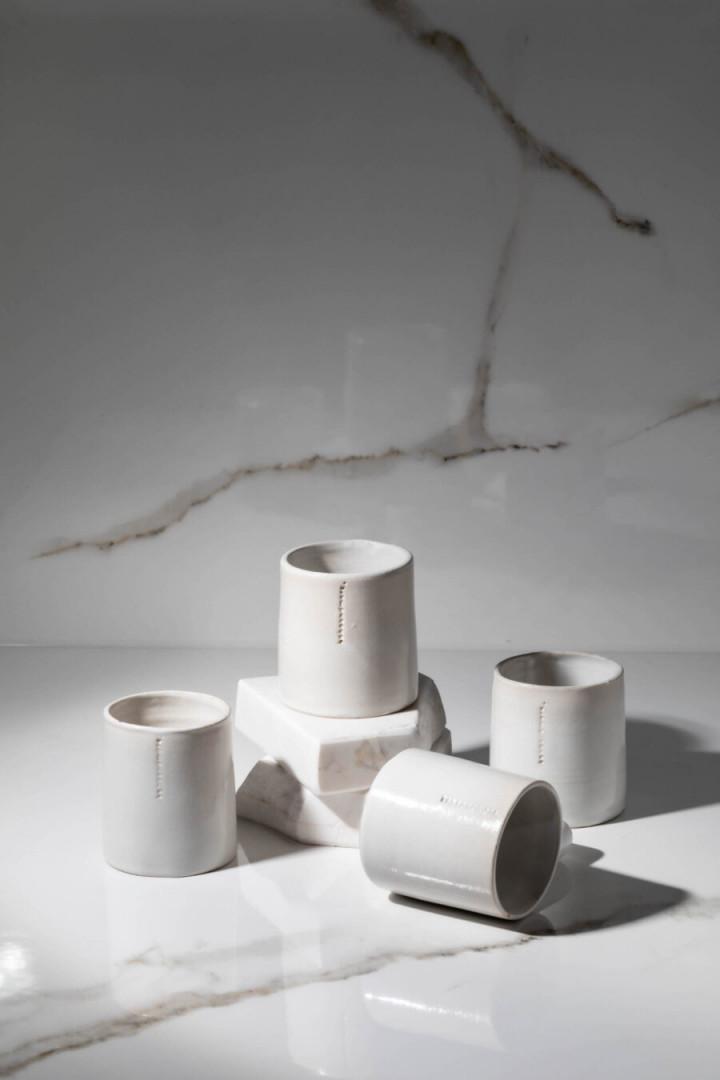 ESPRESSO CUP / WHITE / CERAMIC