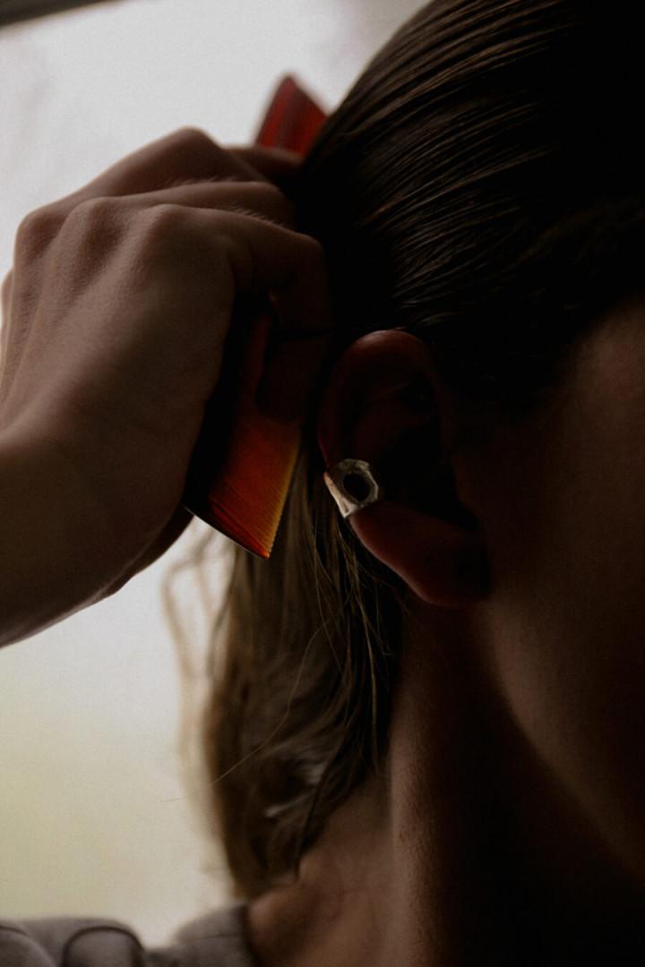 ABSTRACT EAR CUFF NA108