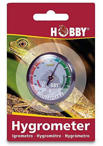 Hobby Hygrometer for terrariums
