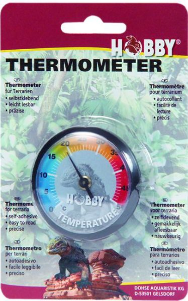 HOBBY REPTILE THERMOMETRE