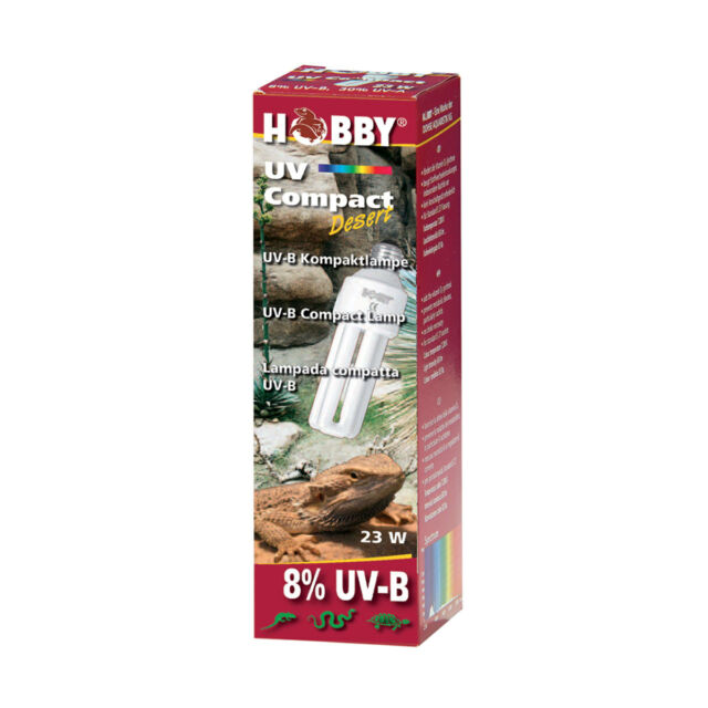 UV COMPACT LAMB 23W HBB-0164