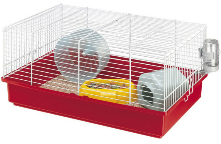 Ferplast Criceti 9 Hamster Cage Mixed Colours 46x29.5x22.5cm